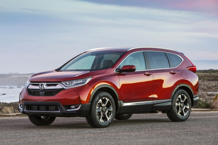 2019 Honda CR-V Touring AWD Picture