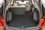 Picture of a 2019 Honda CR-V Touring AWD's Trunk with Rear Seat Folded