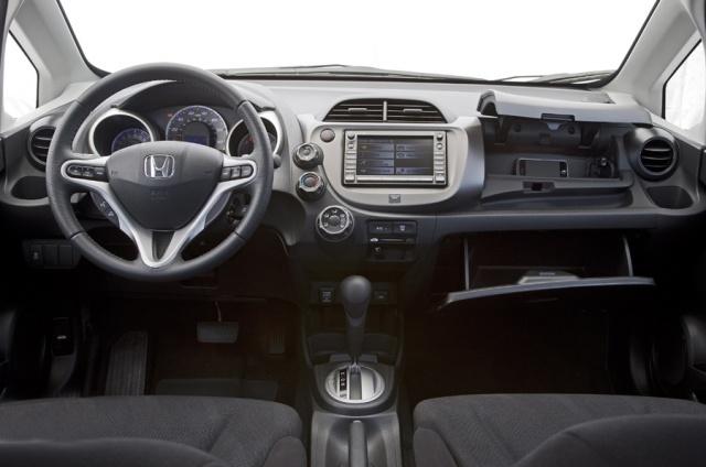 2010 Honda  Fit Picture