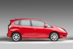 Picture of 2010 Honda Fit Sport in Milano Red
