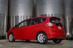 Picture of 2010 Honda Fit in Milano Red
