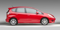 2010 Honda Fit, Sport Pictures