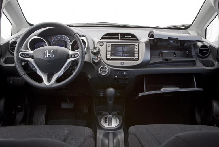 2011 Honda Fit Sport Cockpit Picture