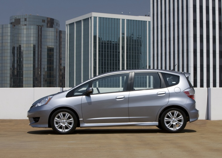 2011 Honda Fit Sport Picture