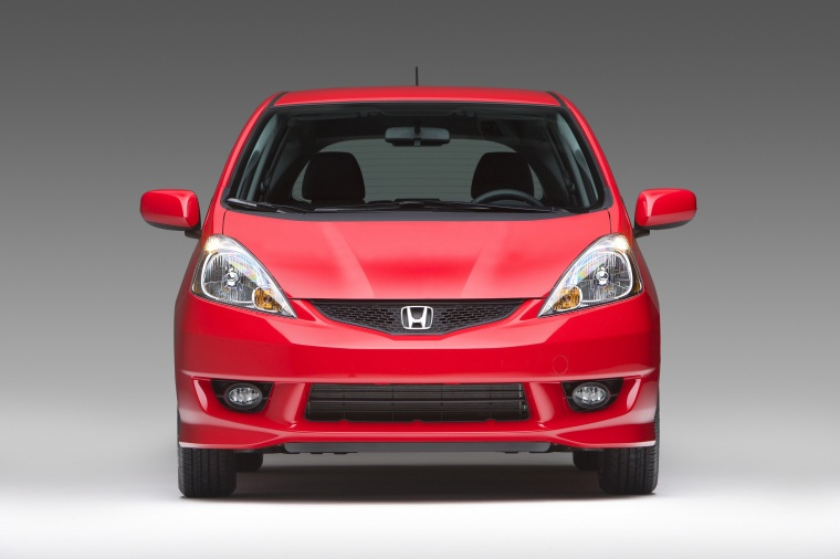 2011 Honda Fit Sport Picture