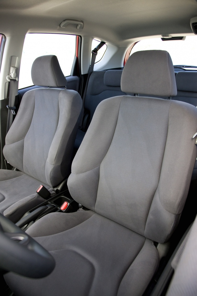 2011 Honda Fit Sport Front Seats Picture