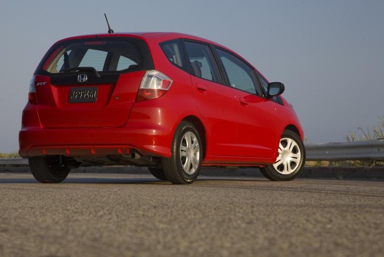 2011 Honda Fit Picture