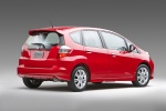 Picture of 2011 Honda Fit Sport in Milano Red