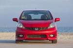 2012 Honda Fit Sport in Milano Red - Static Frontal View
