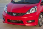 Picture of 2013 Honda Fit Sport Front Fascia