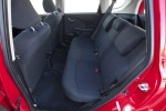 2013 Honda Fit Sport Rear Seats