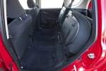 2013 Honda Fit Sport Rear Seats Folded