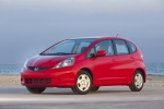Picture of 2013 Honda Fit in Milano Red