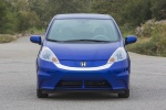 2013 Honda Fit EV in Reflection Blue Pearl - Status Frontal View