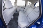 2013 Honda Fit EV Rear Seats in Gray