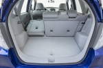 2013 Honda Fit EV Trunk in Gray
