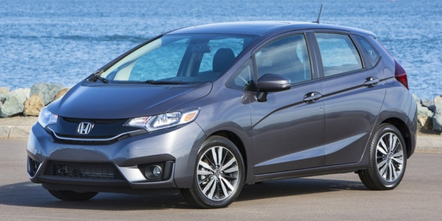 2015 Honda Fit Pictures