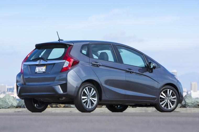 2017 Honda Fit Picture