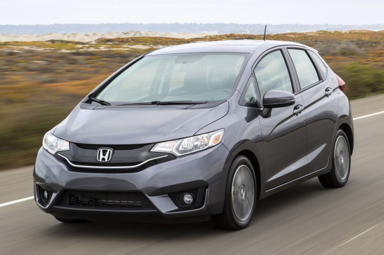 2017 Honda Fit Picture