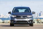 2017 Honda Fit in Modern Steel Metallic - Static Frontal View