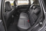 2017 Honda Fit Rear Seats in Black