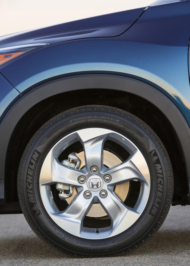 2017 Honda HR-V Rim Picture