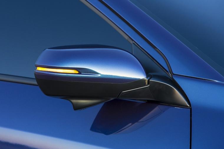 2017 Honda HR-V Door Mirror Picture