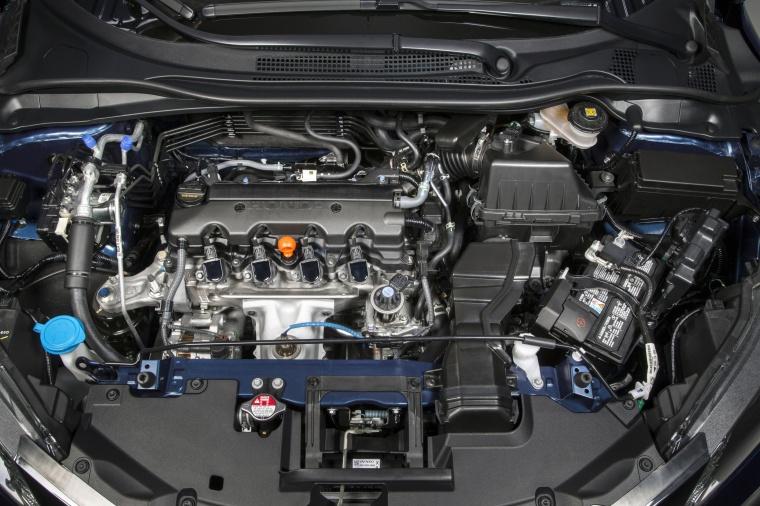 2017 Honda HR-V 1.8-liter 4-cylinder Engine Picture