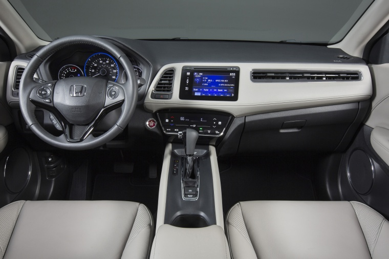 2017 Honda HR-V Cockpit Picture