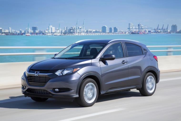 2017 Honda HR-V AWD Picture