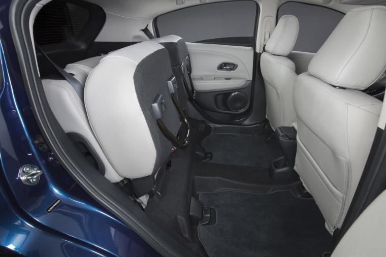 2018 Honda HR-V Rear Seats Folded Picture