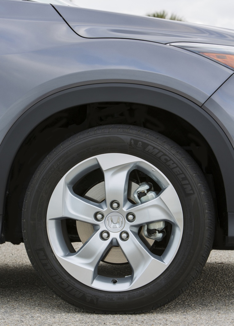 2018 Honda HR-V AWD Rim Picture