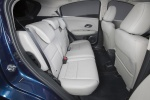 Picture of a 2018 Honda HR-V's Rear Seats