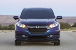 Picture of a 2018 Honda HR-V from a frontal perspective