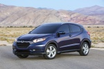 2018 Honda HR-V - Static Front Left Three-quarter View