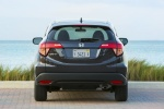 2018 Honda HR-V in Mulberry Metallic - Static Rear View