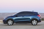 Picture of a 2018 Honda HR-V from a side perspective