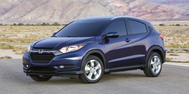 2018 Honda HR-V Pictures