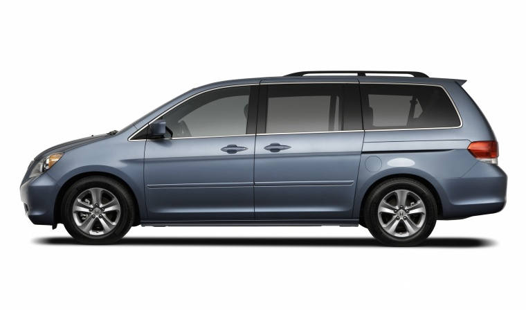 2010 Honda Odyssey Touring Picture