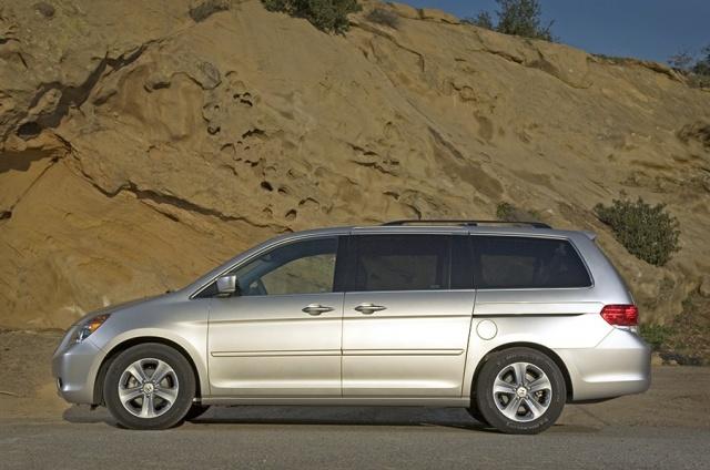 2010 Honda  Odyssey Picture