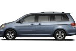 Picture of 2010 Honda Odyssey Touring in Ocean Mist Metallic