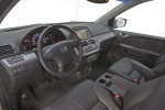 Picture of 2010 Honda Odyssey Interior in Black
