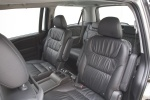 Picture of 2010 Honda Odyssey Front Seats in Black