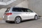 2010 Honda Odyssey in Alabaster Silver Metallic - Static Rear Right Three-quarter View