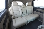 Picture of 2011 Honda Odyssey Touring Rear Seats in Beige