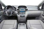 Picture of 2011 Honda Odyssey Touring Cockpit in Beige