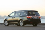 Picture of 2011 Honda Odyssey Touring in Crystal Black Pearl
