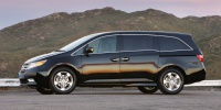 2011 Honda Odyssey Pictures