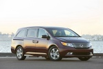 Picture of 2012 Honda Odyssey Touring in Dark Cherry Pearl