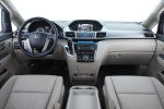 Picture of 2012 Honda Odyssey Touring Cockpit in Beige